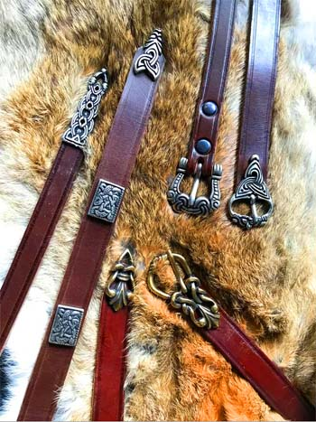 LARP Ready Leather Belts