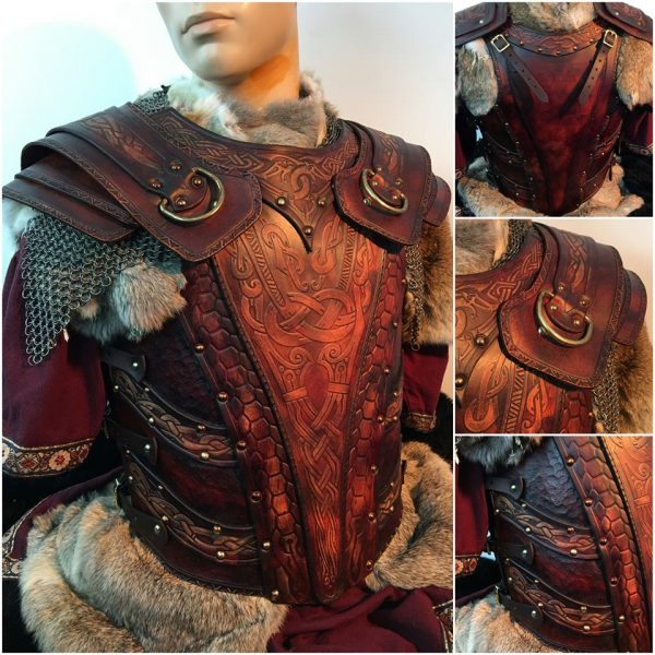Asmund Deluxe Leather Armour 1