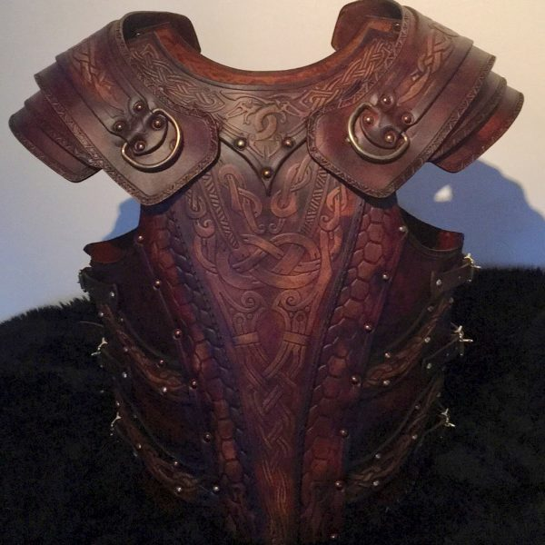 Asmund Deluxe Leather Armour 3