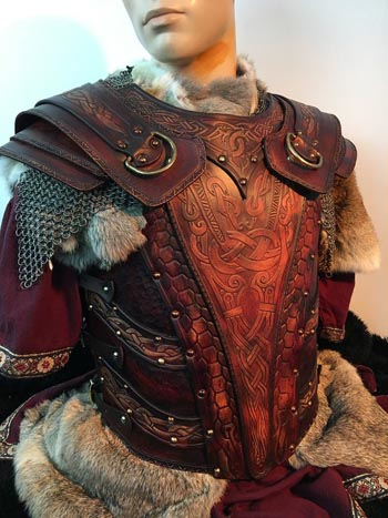 Asmund Ready Made Leather Armour