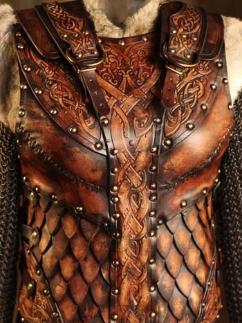 Sigrun LARP and SCA Leather Armour
