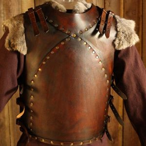 Vendel Raven SCA Leather Body – No Shoulders