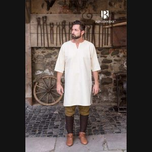 3/4 Arm Undertunic Lofar – Ideal For LARP, SCA and Costume