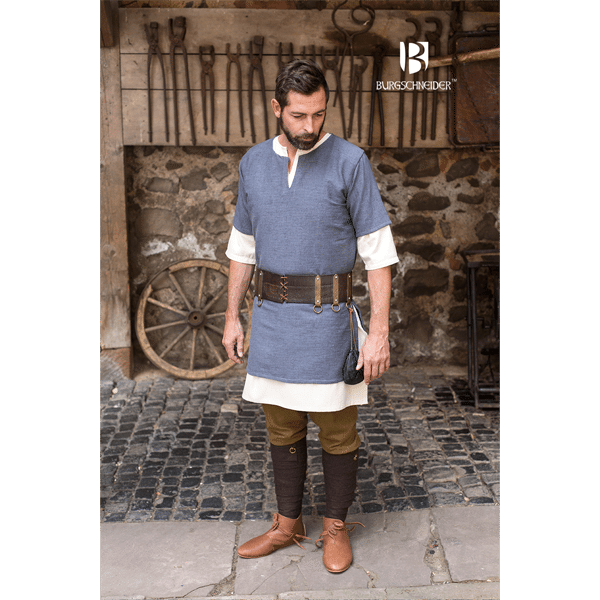 Middle Ages Shirt Aegir Grey 2