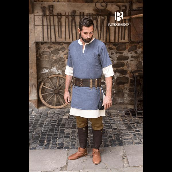 Middle Ages Shirt Aegir Grey 2