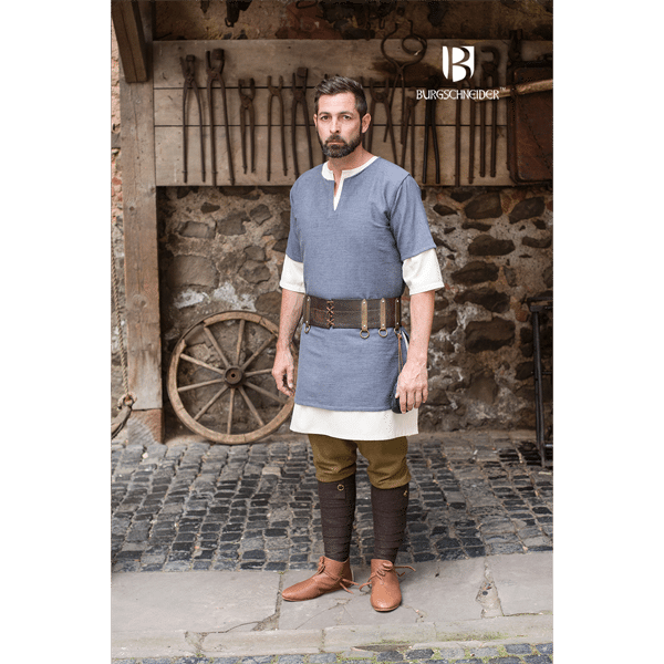 Middle Ages Shirt Aegir Grey 3