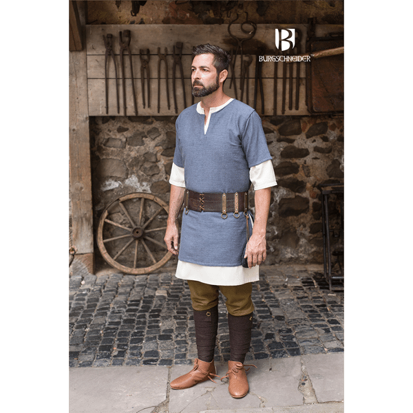 Middle Ages Shirt Aegir Grey 1