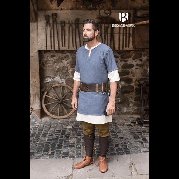 Middle Ages Shirt Aegir Grey 1