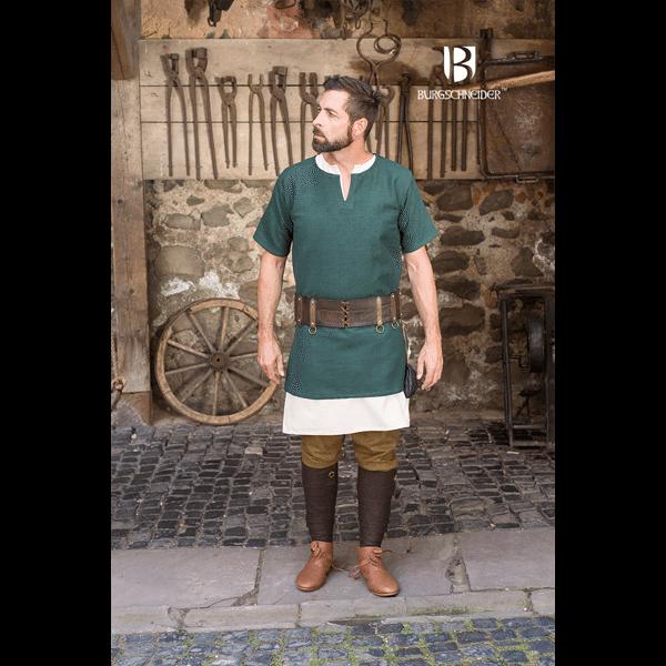Middle Ages Shirt Aegir Green 1