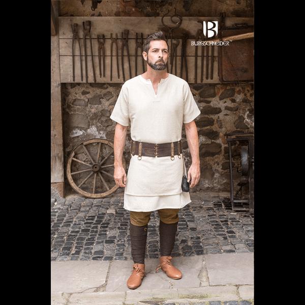 Middle Ages Shirt Aegir Hemp 1
