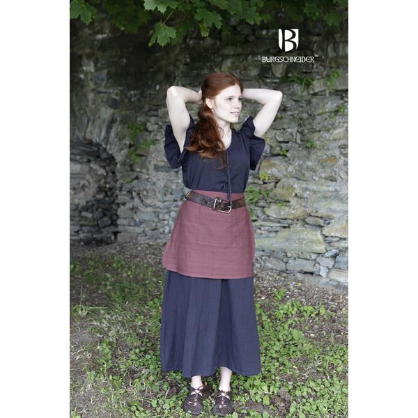 dress agga with apron black 3