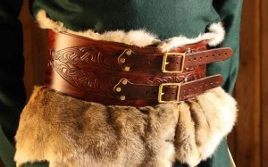 LARP Leather Hero Belt 4