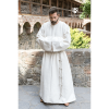 Benedictine Monks Robes Natural 3
