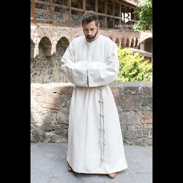 Benedictine Monks Robes Natural 3