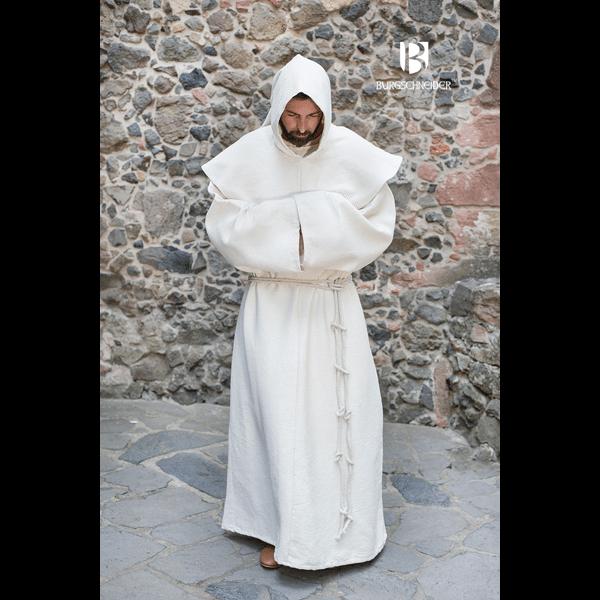 Benedictine Monks Robes Natural 1