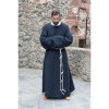 Benedictine Monks Robes Black 3