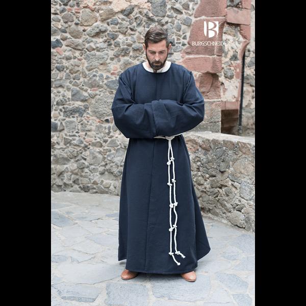 Benedictine Monks Robes Black 3