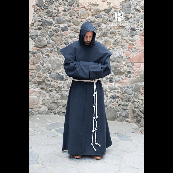 Benedictine Monks Robes Black 1