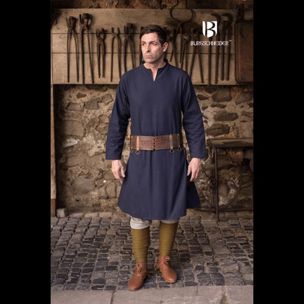 Medieval Tunic Ekwin Blue 1