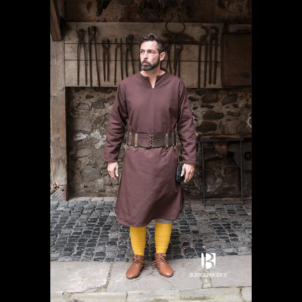 Medieval Tunic EkwinBrown 2