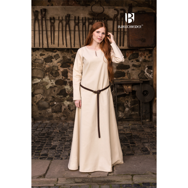 Medieval Underdress Feme Natural 2