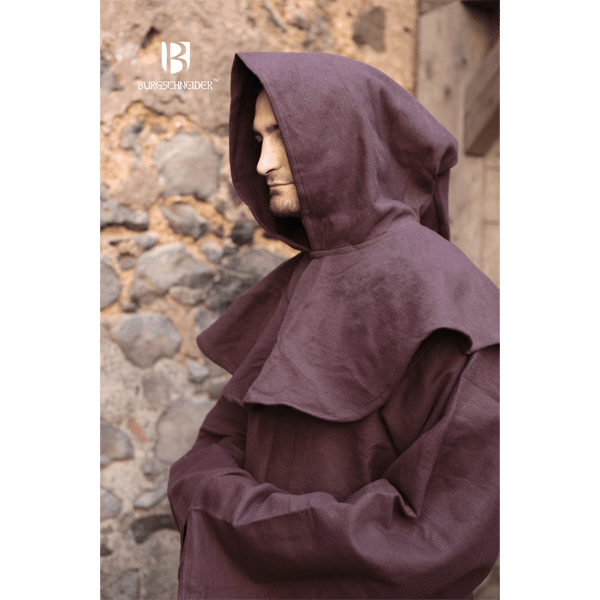 Franciscan friars robes brown 3