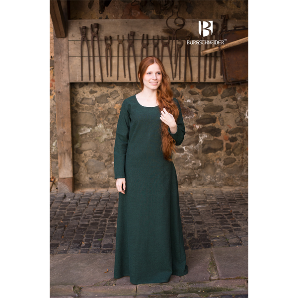 Viking Underdress Freya Green 2