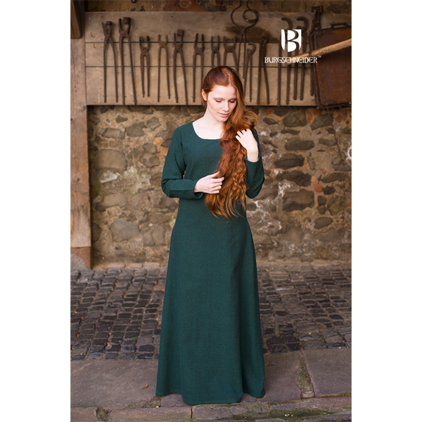 Viking Underdress Freya Green 1