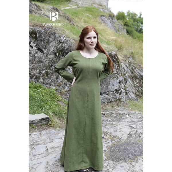 Viking Underdress Freya Linden Green 2