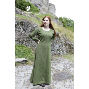 Viking Underdress Freya – Ideal For LARP, SCA and Costume