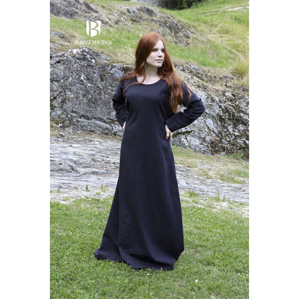 Viking Underdress Freya Black 1