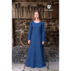 Viking Underdress Freya Woad Blue 1