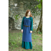 Viking Dress Frida Blue 2