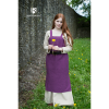 Viking Dress Frida Lilac 1