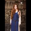 Apron Dress Gyda Blue 3