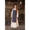 Apron Dress Gyda Grey 2