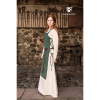 Apron Dress Gyda Green 1