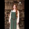 Apron Dress Gyda Green 3