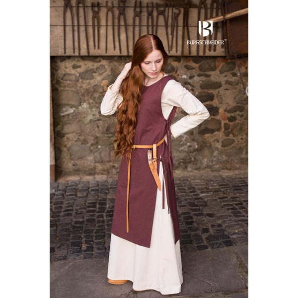 Outer Garment Haithabu braun-1