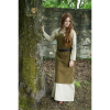 viking dress Jodis Autumn Green 1