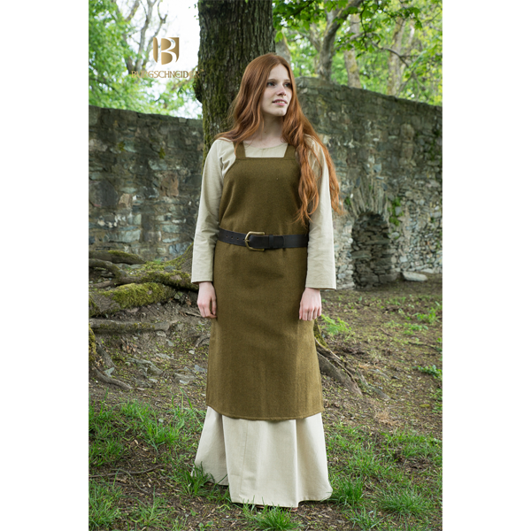 viking dress Jodis Autumn Green 3