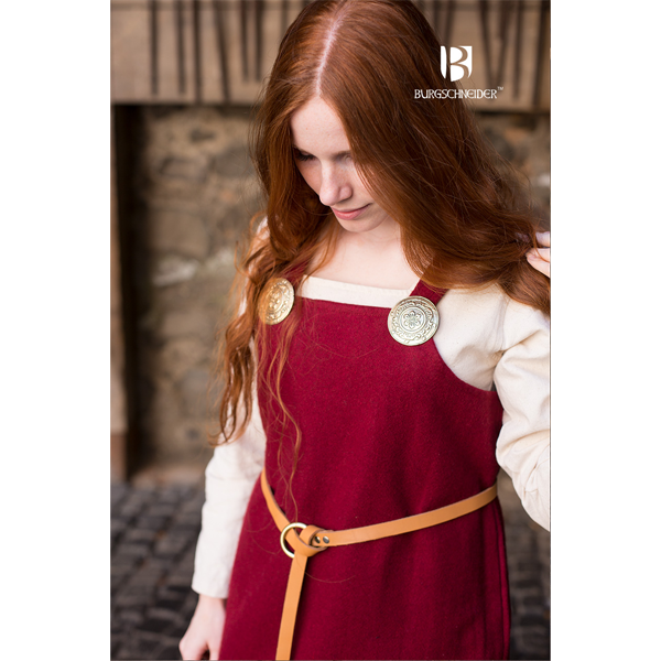 viking dress Jodis Red 3