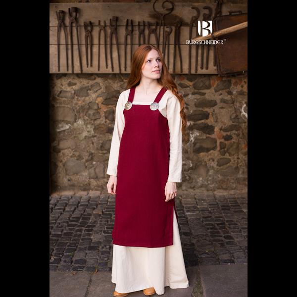 viking dress Jodis Red 1