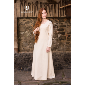 Medieval Underdress Johanna – Ideal For LARP, SCA and Costume