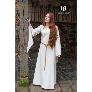 Trumpet Sleeve Underdress Klara – Ideal For LARP, SCA and Costume