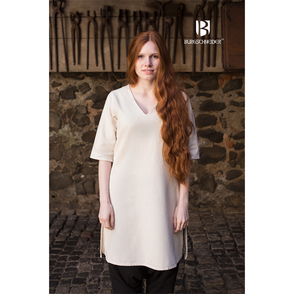 Viking Undertunic Lagertha natural 2