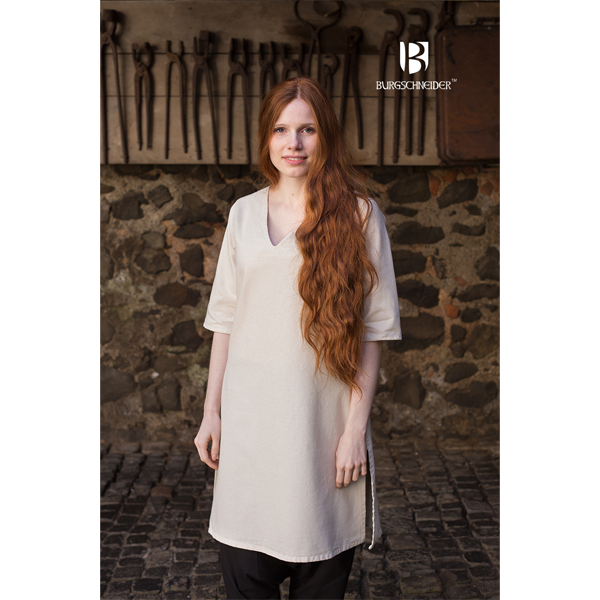 Viking Undertunic Lagertha natural 1
