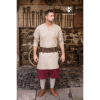 Medieval Undertunic Leif Hemp 2