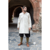 Medieval Undertunic Leif Natural 3