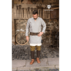 Medieval Wool Tunic Lodin Gray 2